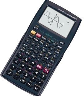 Grafické kalkulačky