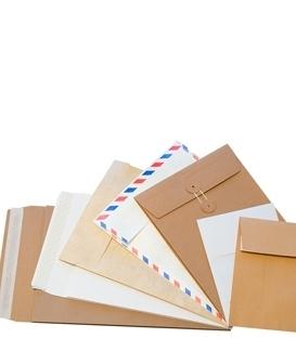 Obálky poštovní