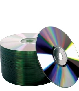Média CD, DVD, BD