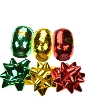 Mašle a stuhy na dárky