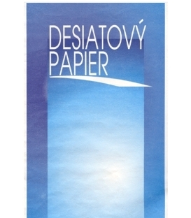 Svačinový papír